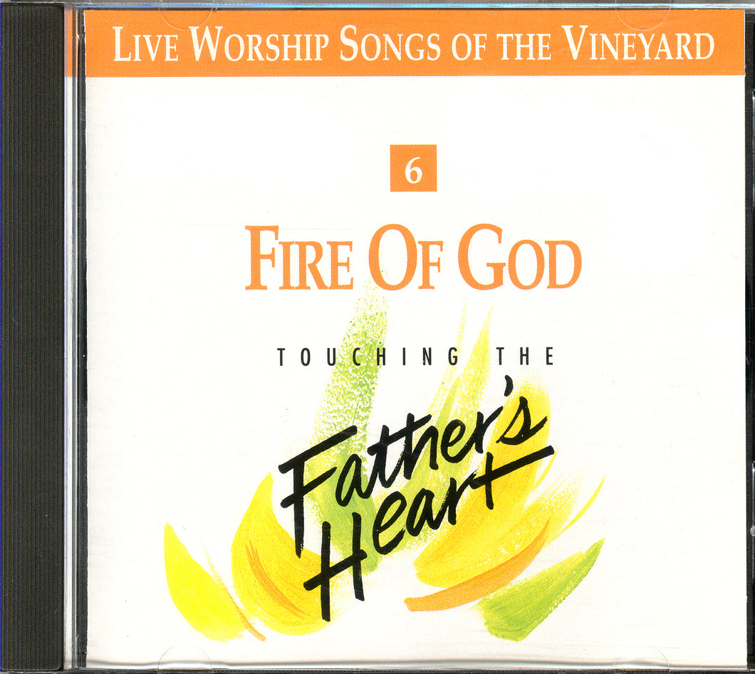 Touching The Father's Heart #6 - Fire Of God [MP3]
