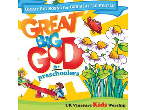 Great Big God For Preschoolers [MP3]