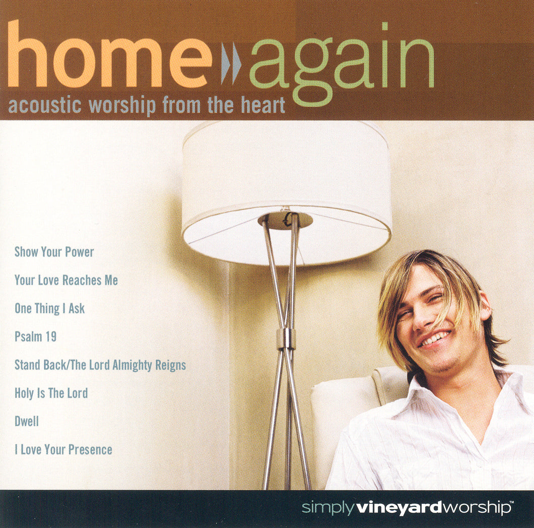 Home Again: Volume 1 [MP3]