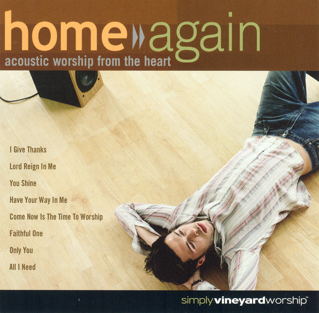 Home Again: Volume 4 [MP3]