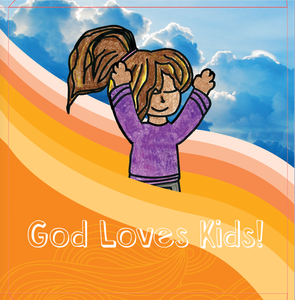 God Loves KIDS [Welcome CD]