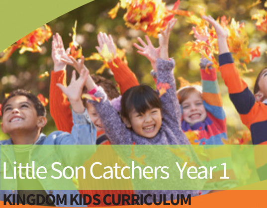 Little Son Catchers Preschool Curriculum - YEAR 1