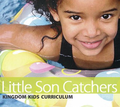 Little Son Catchers Preschool Curriculum - YEAR 2