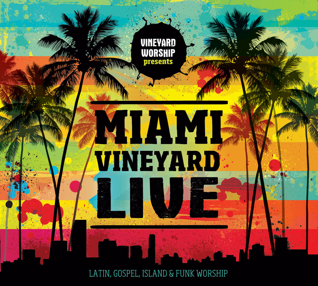 Miami Vineyard Live [MP3]