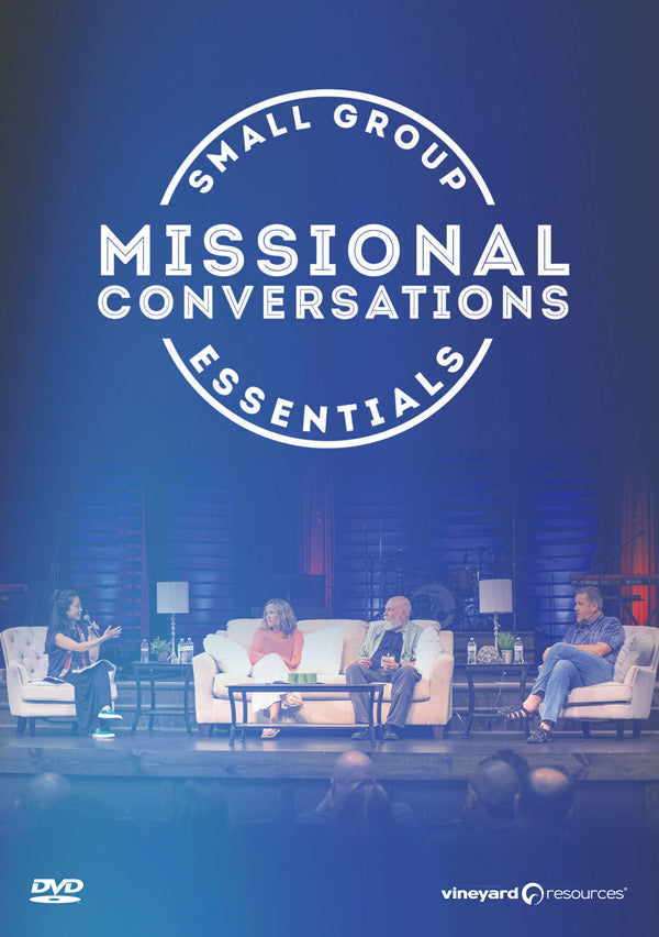 Small Group Essentials Missional Conversations DVD