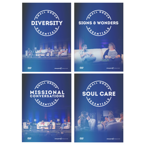 Small Group Essentials [4 DVD Set]