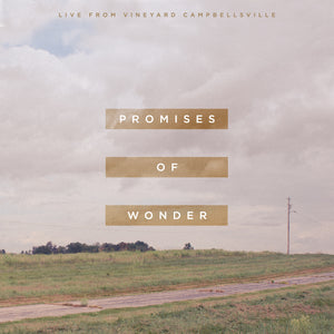 Promises Of Wonder [PDF Songbook]