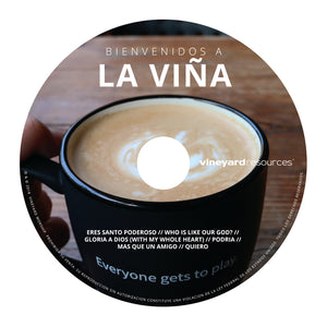 !Bienvenidos La Viña¡ [Welcome To the Vineyard CD]