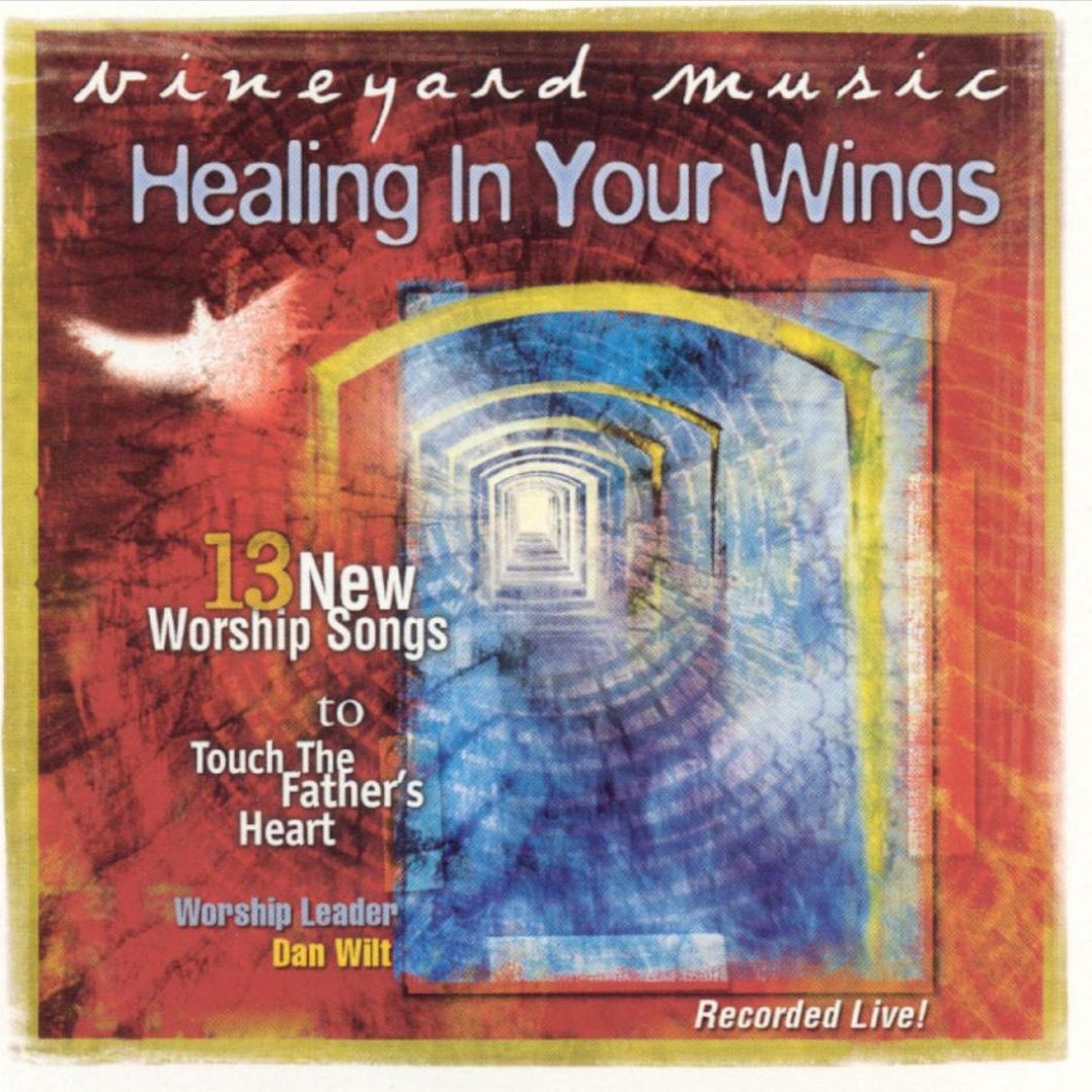 Touching The Father's Heart #40 - Healing In Your Wings [MP3]