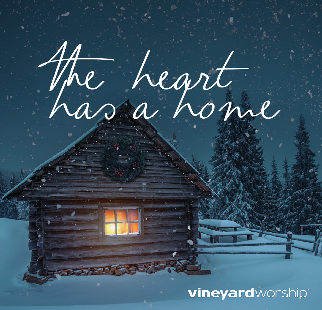 The Heart Has A Home - CD