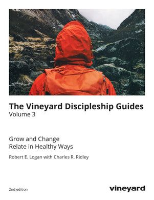 The Vineyard Discipleship Guides Volume 3