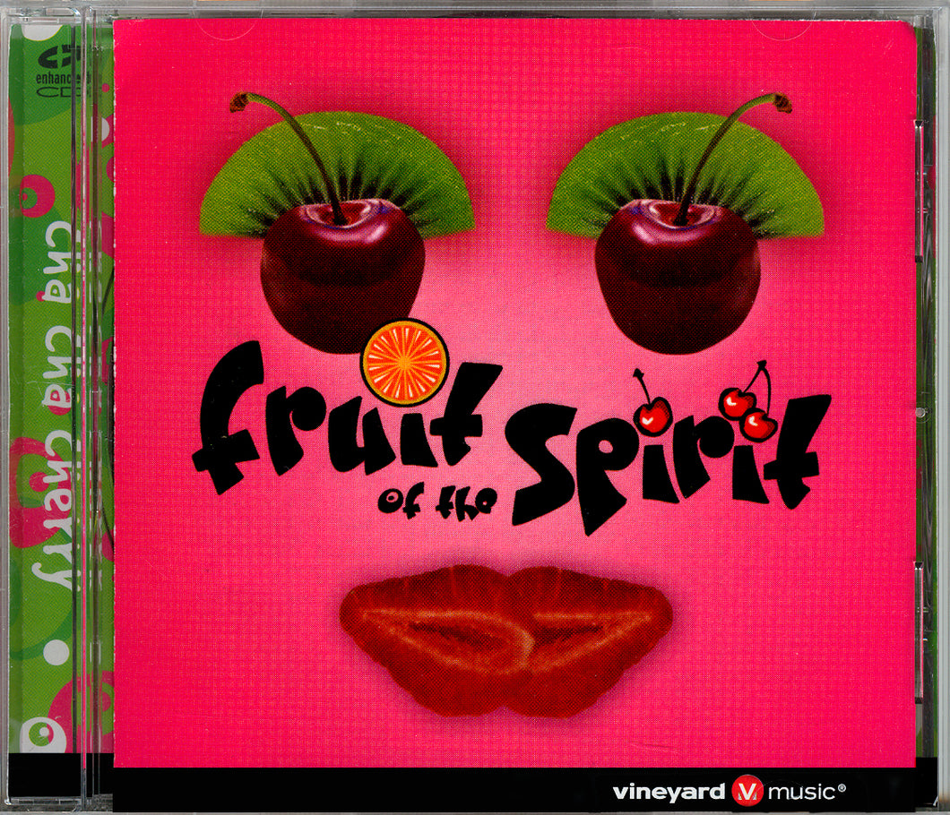 Fruit Of The Spirit Cha-cha Cherry [MP3]