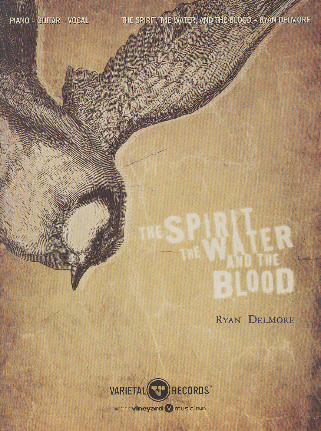 The Spirit, The Water, And The Blood [PDF Songbook]