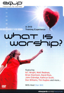 What Is Worship DVD