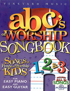 ABC's of Worship [PDF Songbook]