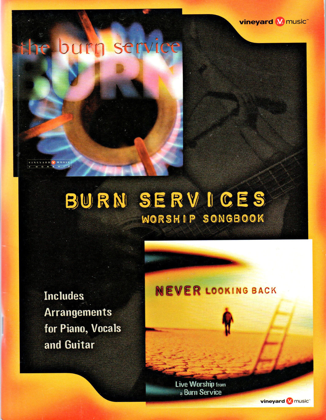 Never Looking Back | Burn Service [PDF Songbook]
