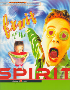 Fruit Of The Spirit [PDF Songbook]