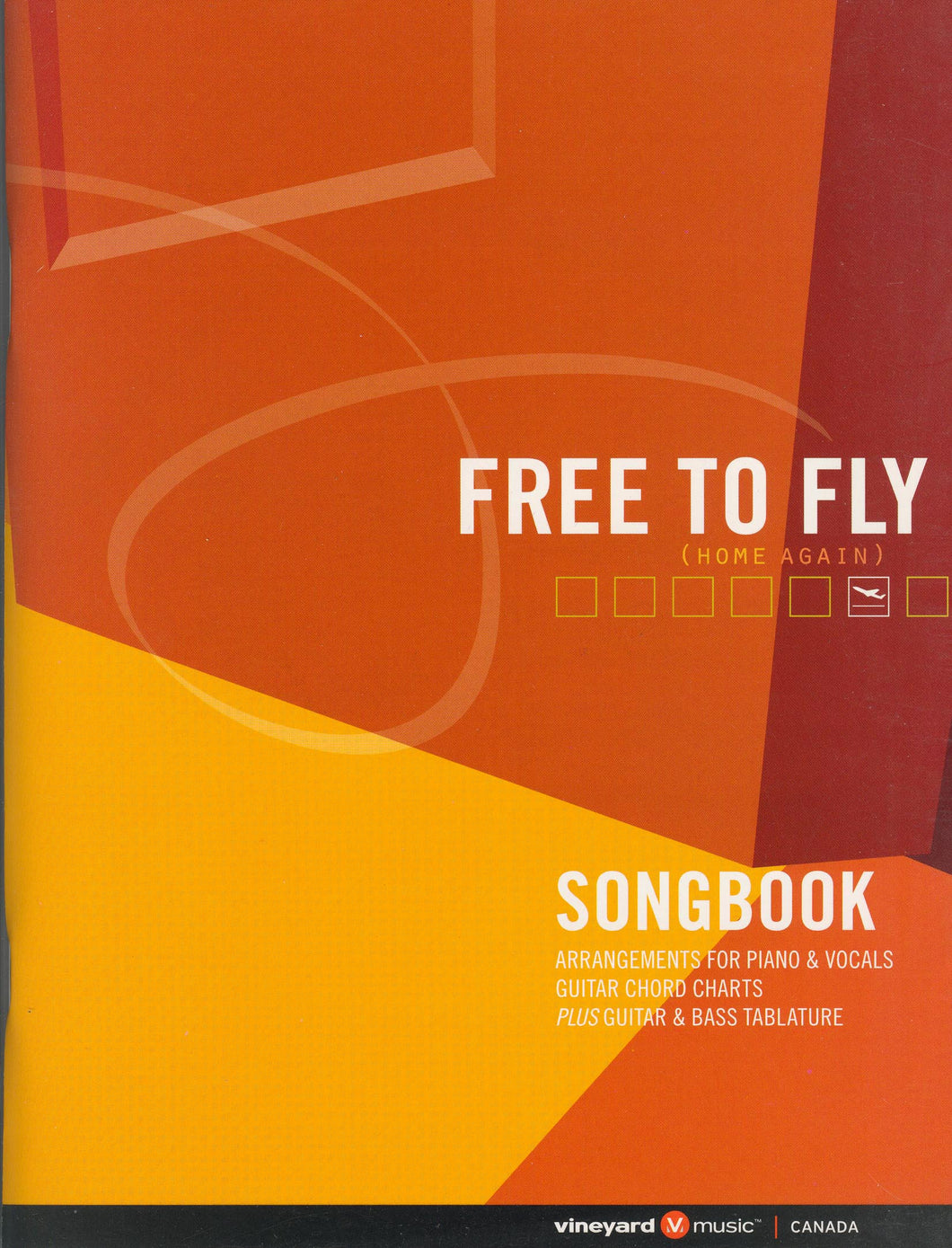 Free To Fly [PDF Songbook]