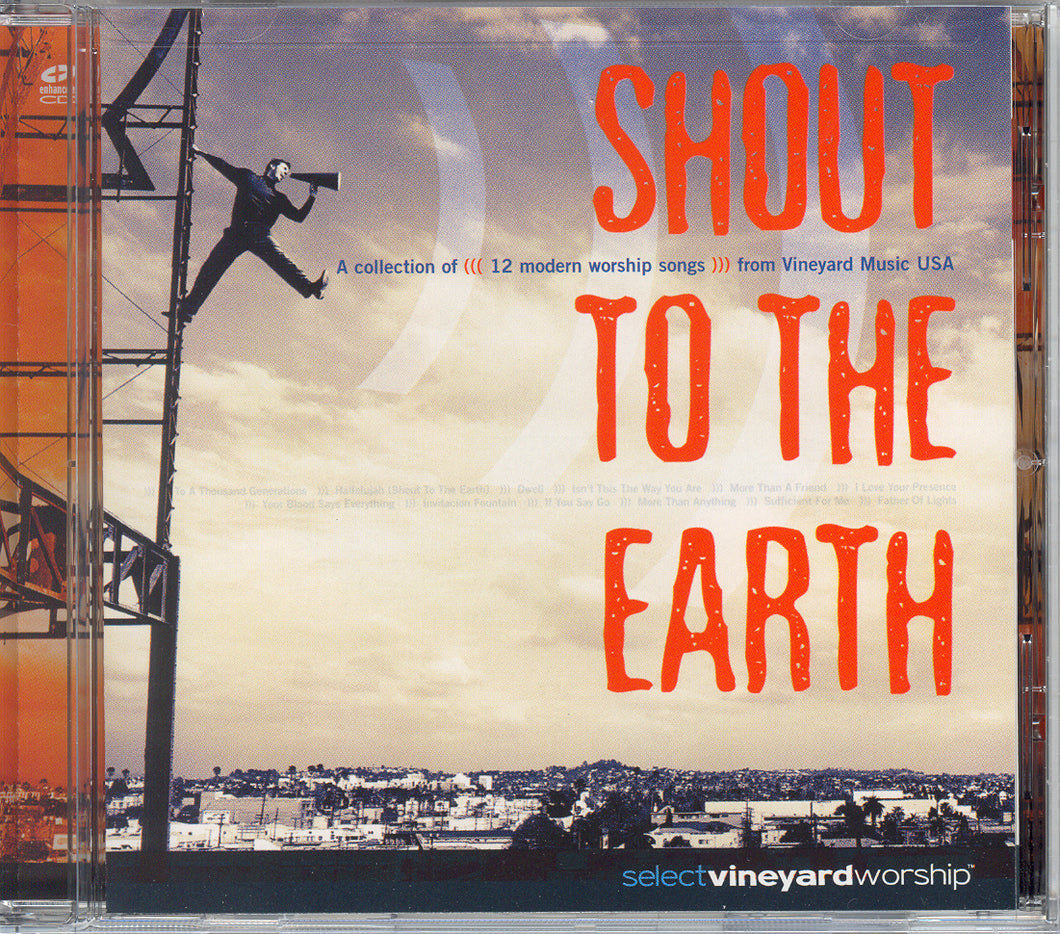 Shout To The Earth [MP3]
