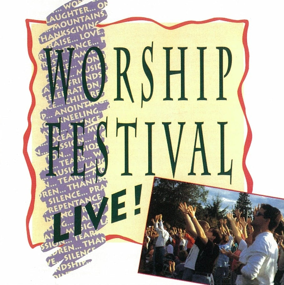 Worship Festival Live [MP3]