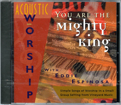 Acoustic Worship: You Are The Mighty King [MP3]