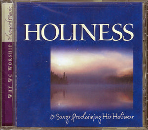 Why We Worship – Holiness [MP3]
