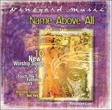 Touching The Father's Heart #39 - Name Above All [PDF Songbook]