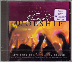 An Evening Of Vineyard Worship – Live From Nashville [MP3]