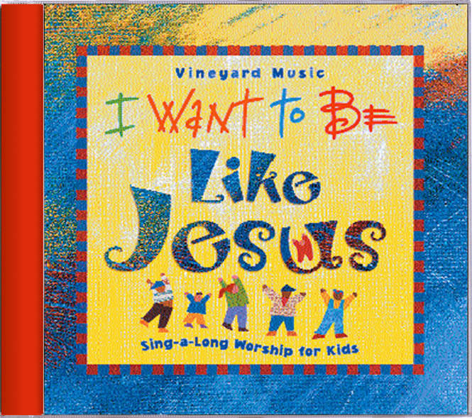 I Want To Be Like Jesus [MP3]
