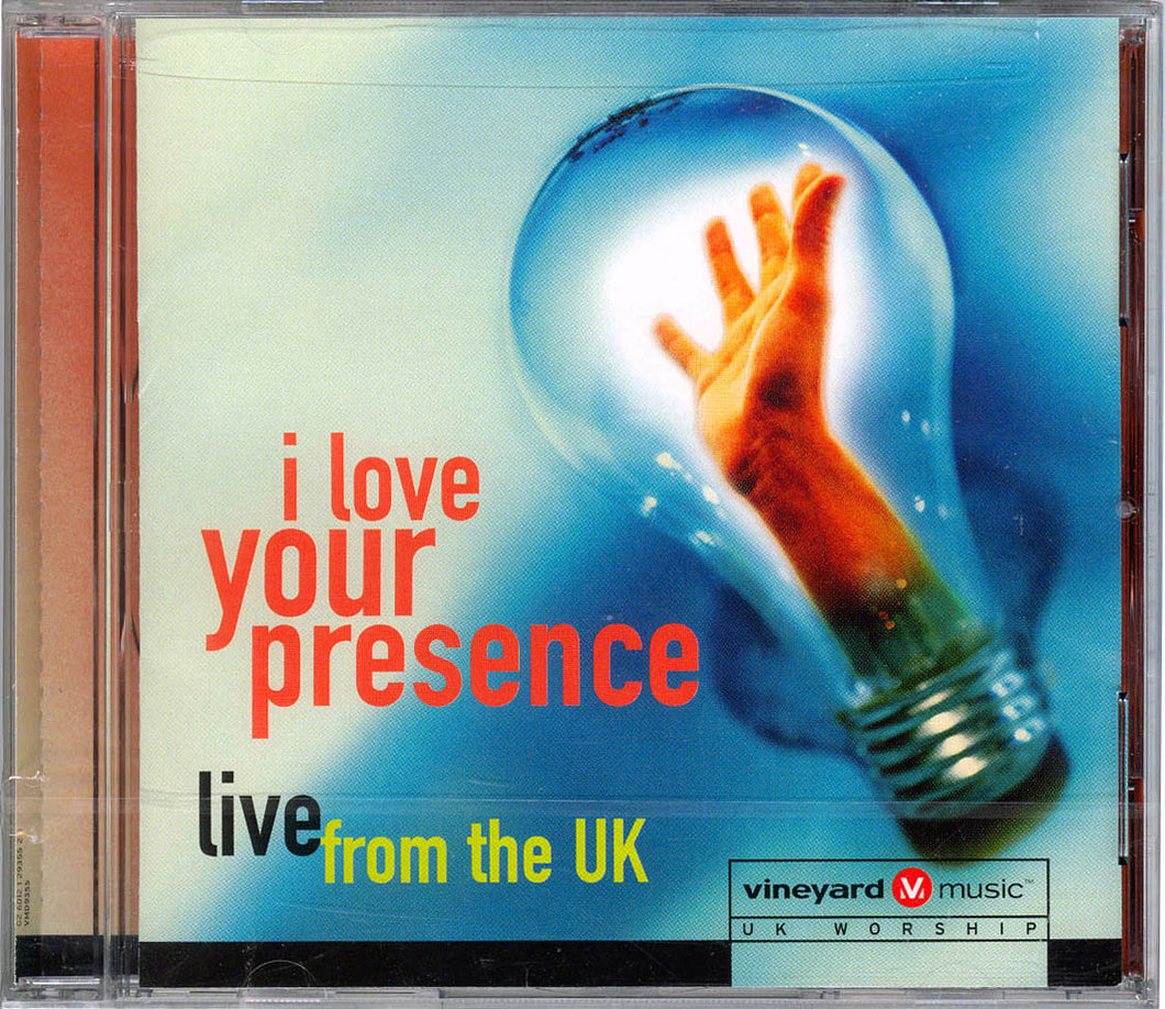 I Love Your Presence [MP3]