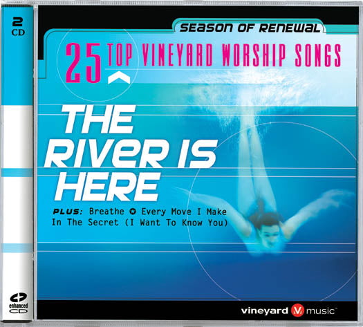Top 25 - The River Is Here [PDF Songbook]