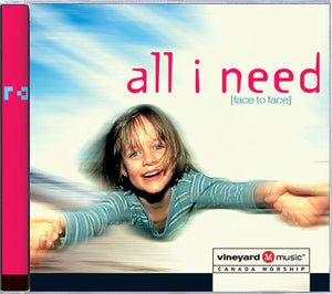 All I Need [PDF Songbook]