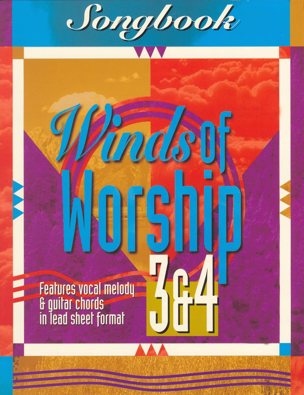 Winds of Worship 3 & 4 [PDF Songbook]