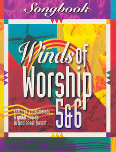 Winds of Worship 5 & 6 [PDF Songbook]