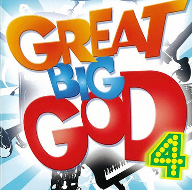 Great Big God 4 [MP3]