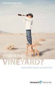 What Is The Vineyard? ¿Que Es La Viña?