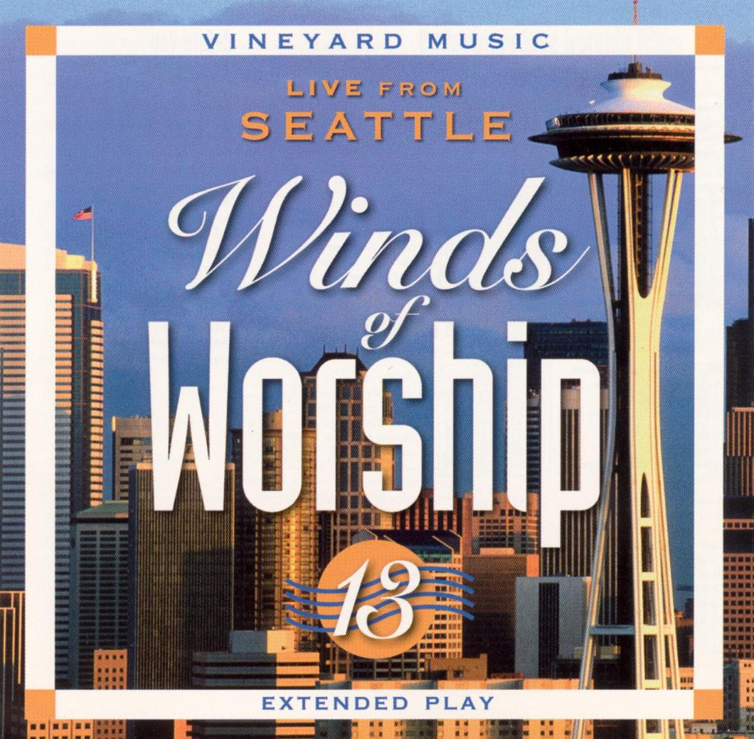 Winds Of Worship 13 – Live From Seattle [MP3]