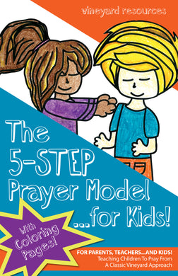 The 5 Step Prayer Model for KIDS