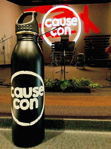 CauseCon Water Bottle