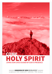 """Come Holy Spirit"" booklet"