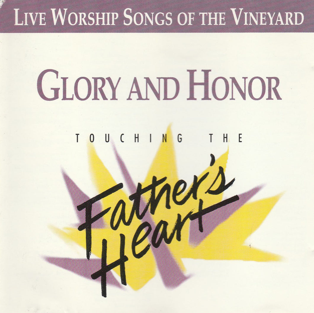 Touching The Father's Heart #17 - Glory And Honor [MP3]