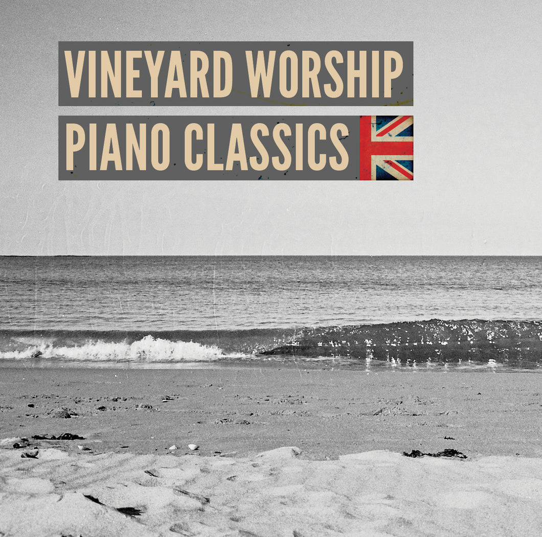 Vineyard Worship Piano Classics [MP3]