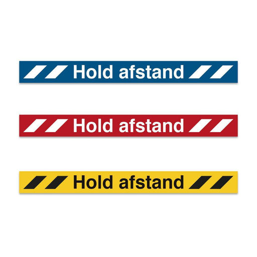 Hold afstand - Backner ApS