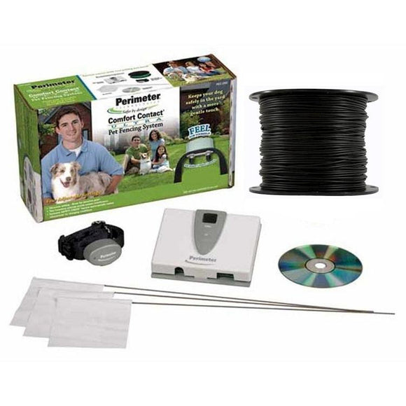 Perimeter Technologies Ultra In-Ground Fence with Essential Pet 18 Gauge Wire