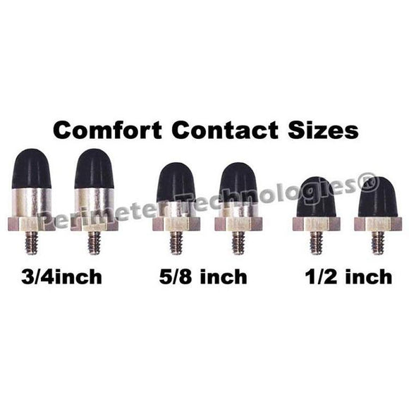 Perimeter Large Comfort Contacts - 3-4 in.