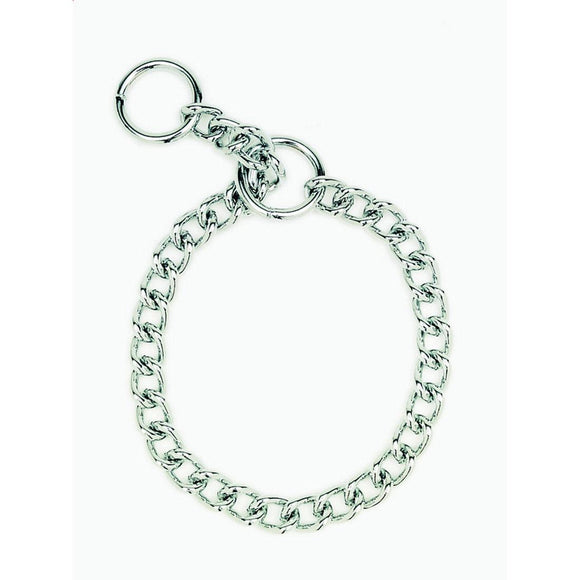 Coastal Pet Products Herm. Sprenger Dog Chain Training Collar 4.0mm Silver