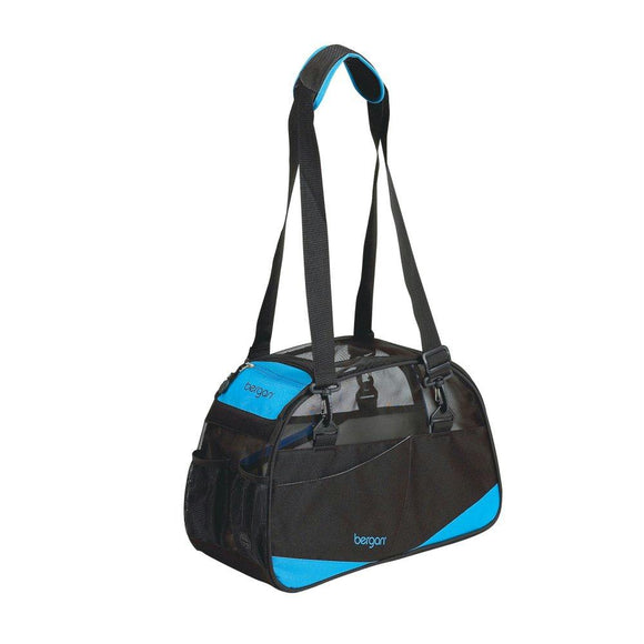 Bergan Voyager Pet Carrier Small Black 12