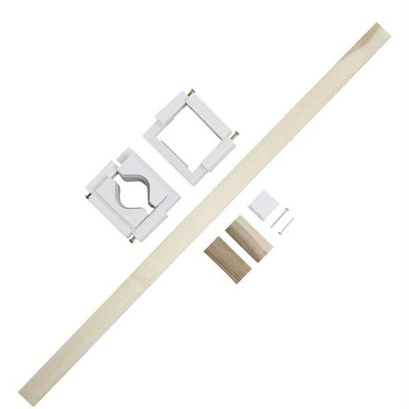 Kidco Stairway Gate Installation Kit - No Drilling