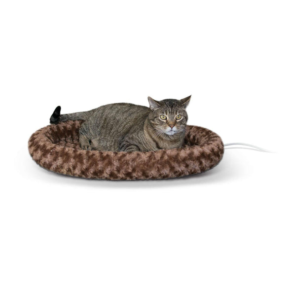 Thermo-kitty Fashion Splash Bed Large Mocha 16