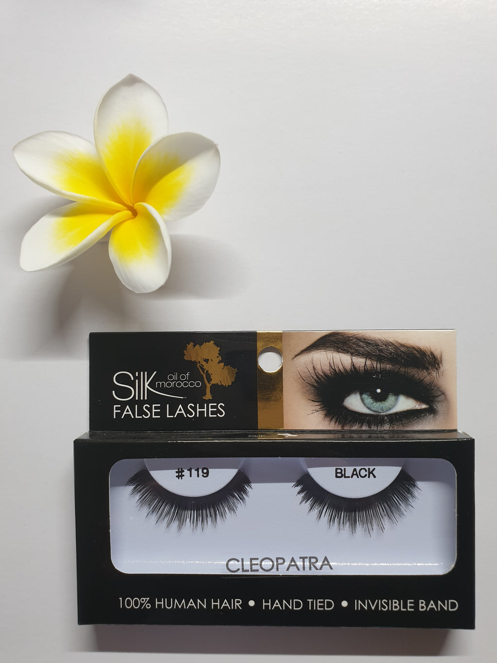 Silk Oil of Morocco Vegan Strip False Lash Cleopatra